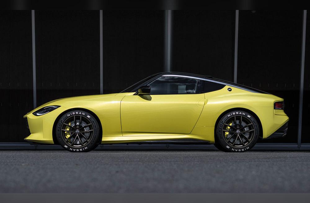 Nissan Z Proto avalikustati, aga Euroopa seda ei saa