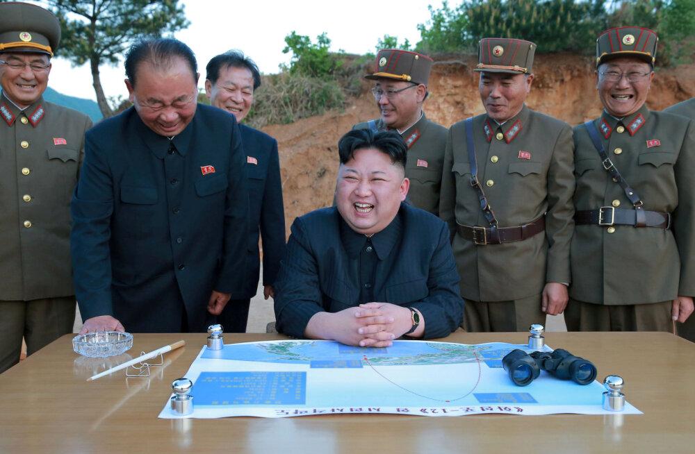 Украина отрицает поставки ракетных двигателей в Северную Корею