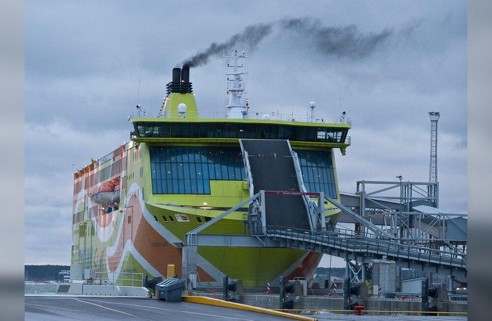 Helsingi sadamas tabatakse iga nädal Eestisse suunduvat varastatud kaupa