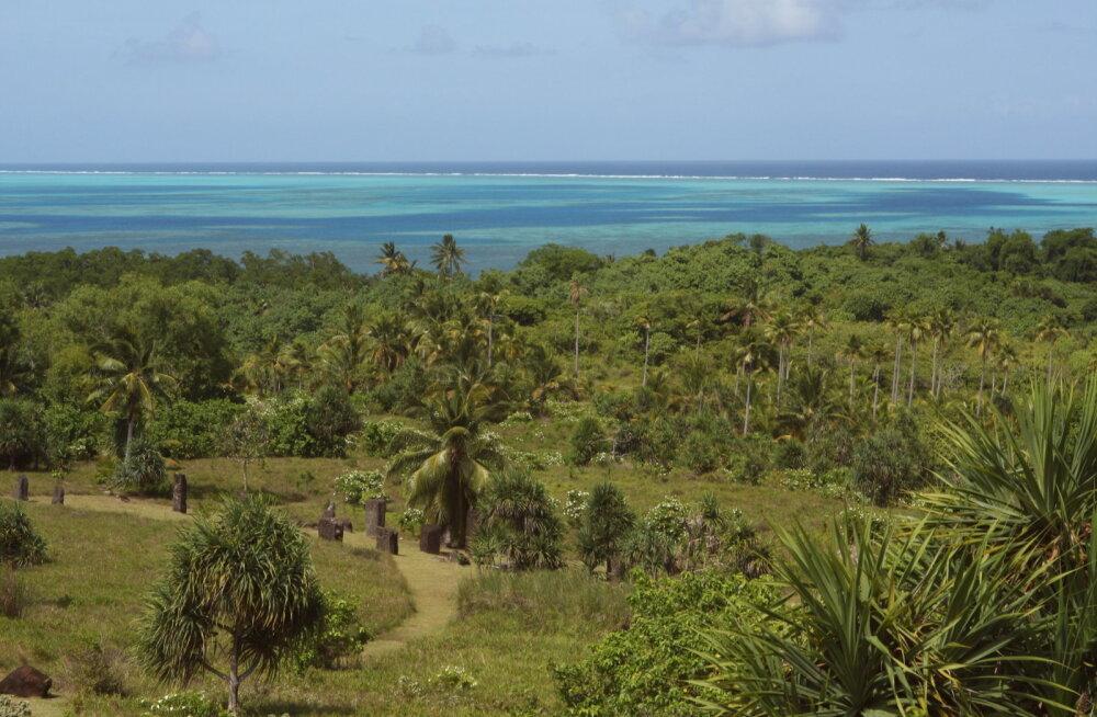 Островное государство в Тихом океане решило отказаться от бедных туристов