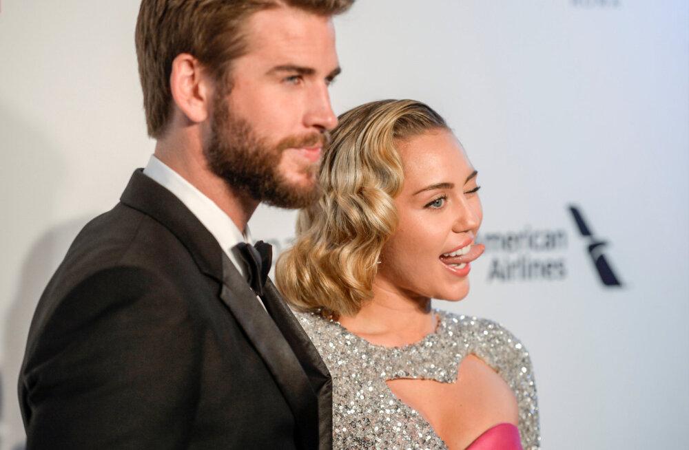 Miley Cyrus ja Liam Hemsworth tahavad ruttu pere luua!