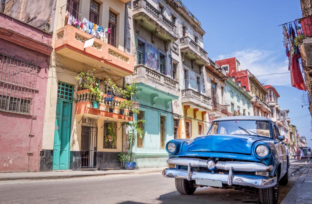 Reisidiilid.ee nädala reisisoovitused: Reykjavik 55€, Gran Canaria 142€, Havanna 489€!