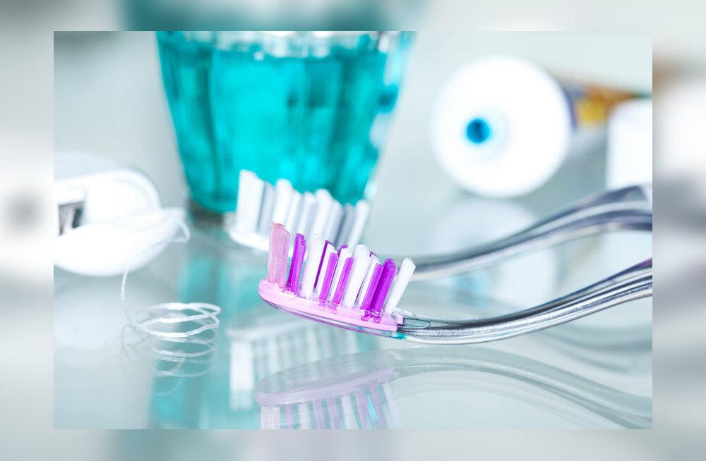 Kuidas valida hambaharja?