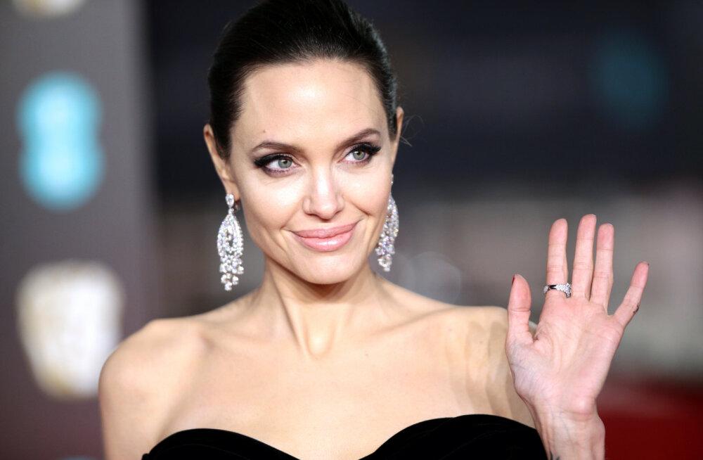 Angelina Jolie tunnistab, et leidub üks asi, milles ta kaugeltki perfektne pole: nüüd sain aru, et see on võimatu