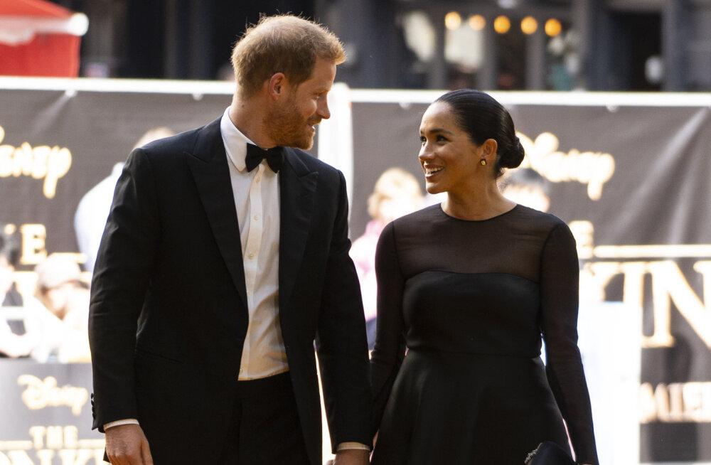 Принц Гарри и Меган Маркл покупают дом в США
