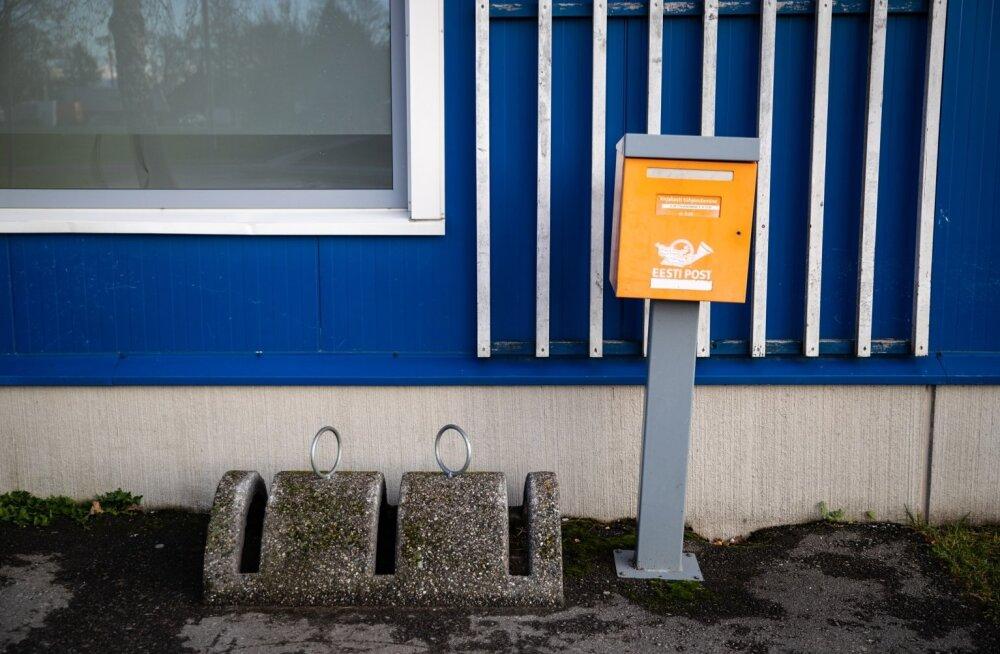 Eesti Post.