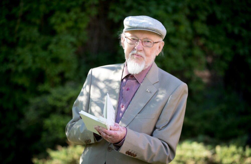 Läti luuletaja Knuts Skujenieks on veendunud, et nõukogude vangilaager oli luule jaoks vaat et paremgi kool kui kirjandusinstituut