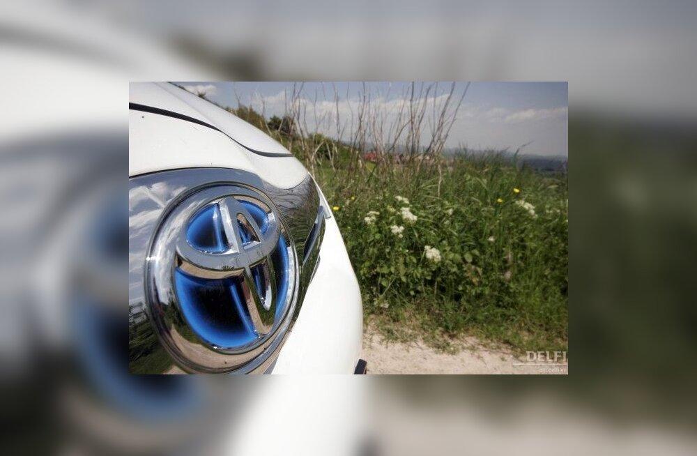 Toyota toob elektriautod Teslaga koostöös rahvani