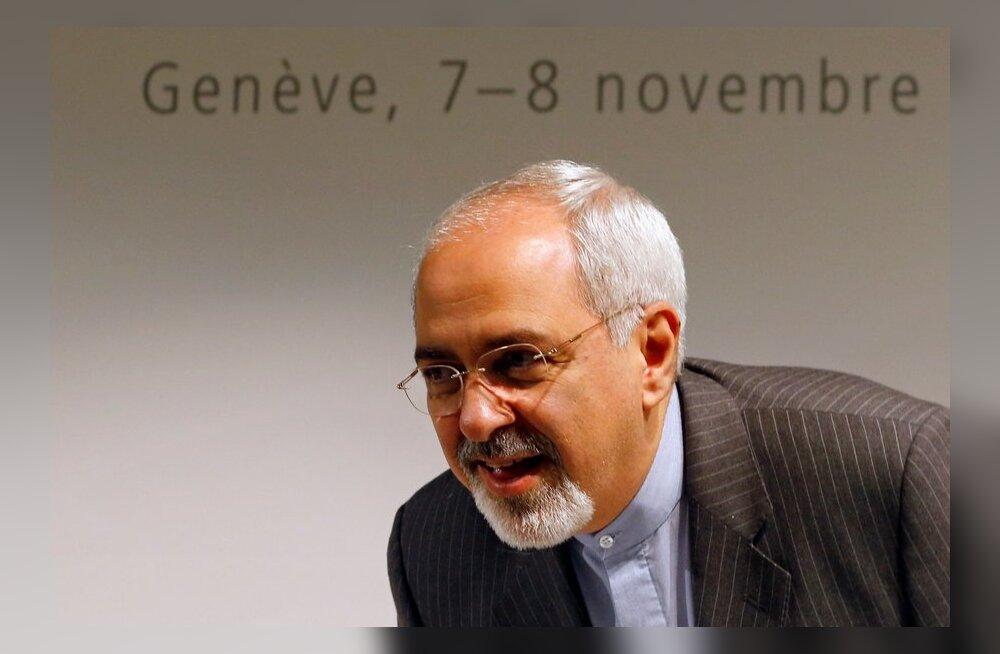 Iraani välisminister süüdistas tuumakokkuleppe nurjumises lääneriike