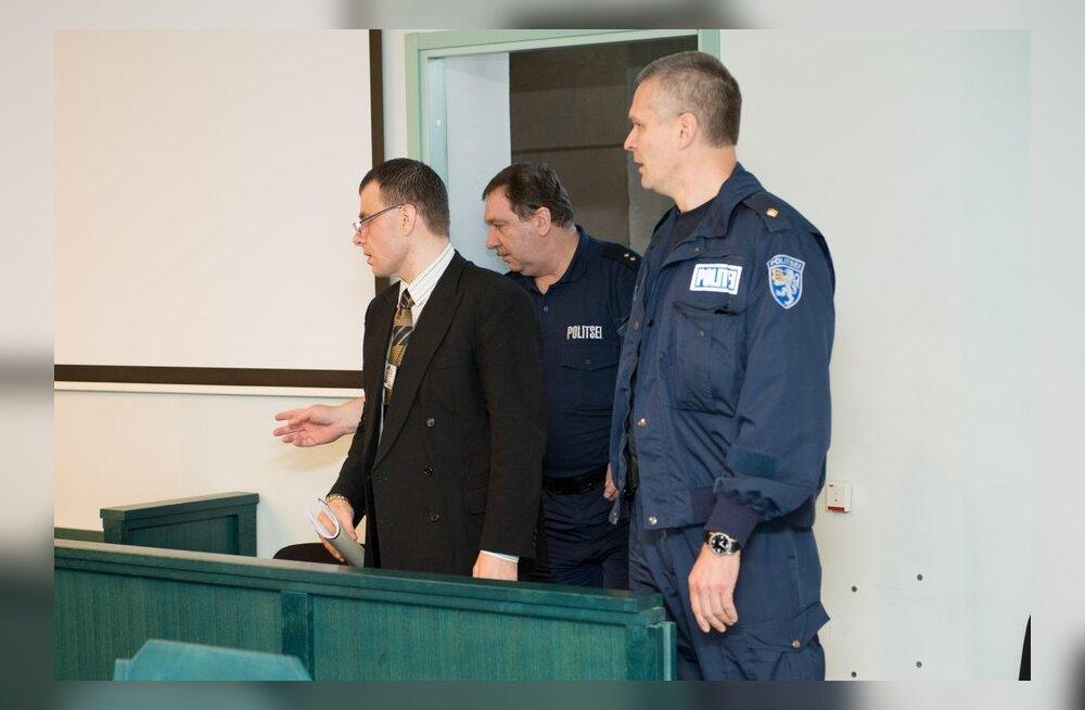 FOTOD: Tiit Kangro mõrvas süüdistatava Reva kaitsetaktika rajaneb tapetu äripartnerite süüdistamisel