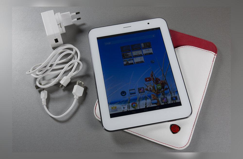 TEST: Prestigio tahvelarvuti MultiPad 4 Ultimate 8.0 3G – oma hinnaklassis täitsa mõistlik