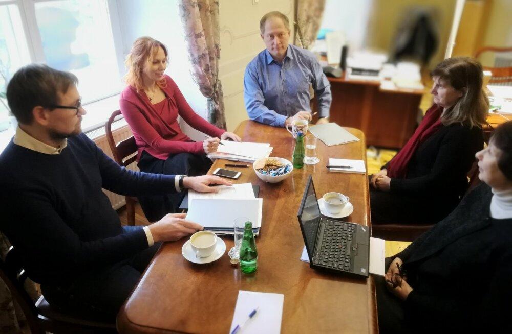Tööandjad ja ametiühingud kohandasid kollektiivlepingute sõlmimise Põhjamaadele sarnasemaks