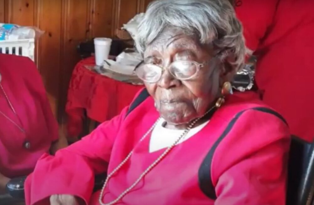 Бабушка 200 правнуков отметила 116-летие
