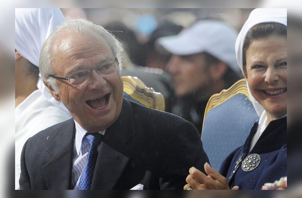 FOTO: Rootsi leht avaldas kuningas Carl Gustafi kurikuulsa seksipildi!