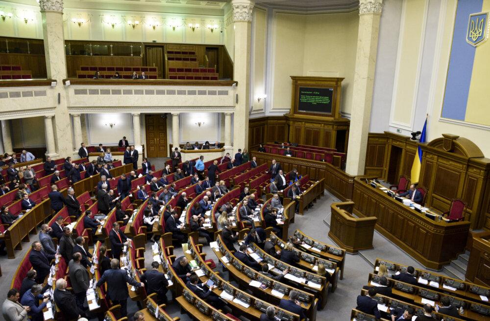В Раду внесли законопроект о недопуске на выборы наблюдателей от России