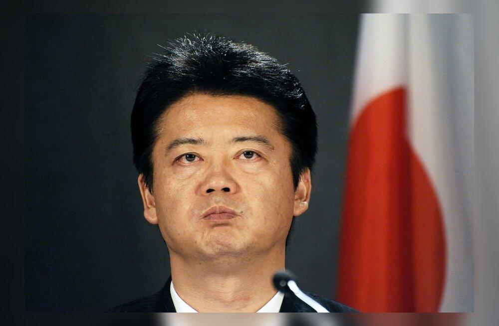 Jaapan kutsus tagasi oma suursaadiku Lõuna-Koreas