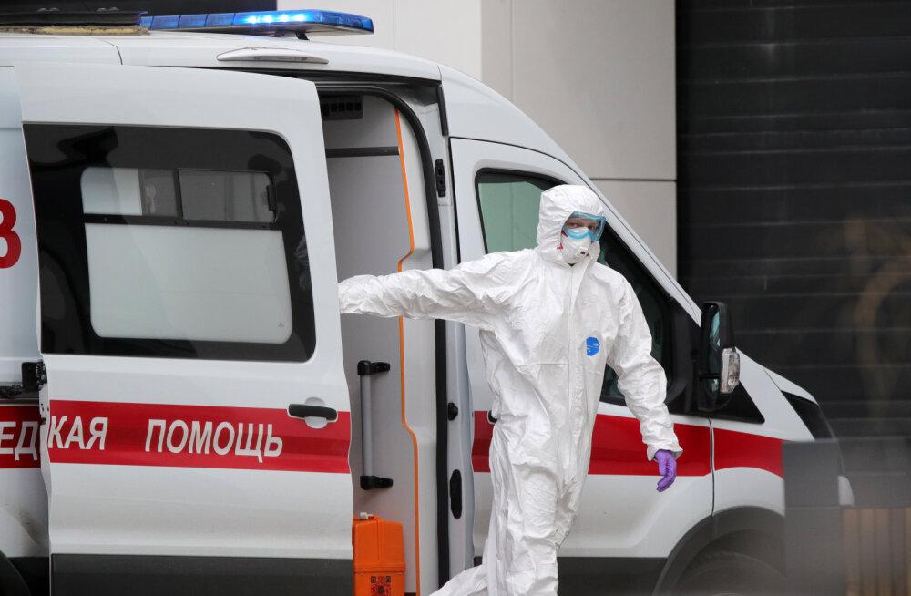В России выявили 52 новых случая заражения коронавирусом