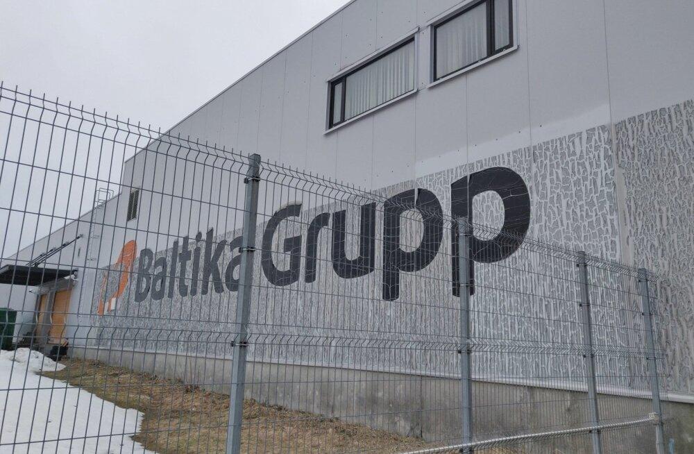 Акции предприятия Baltika отправились в свободное падение