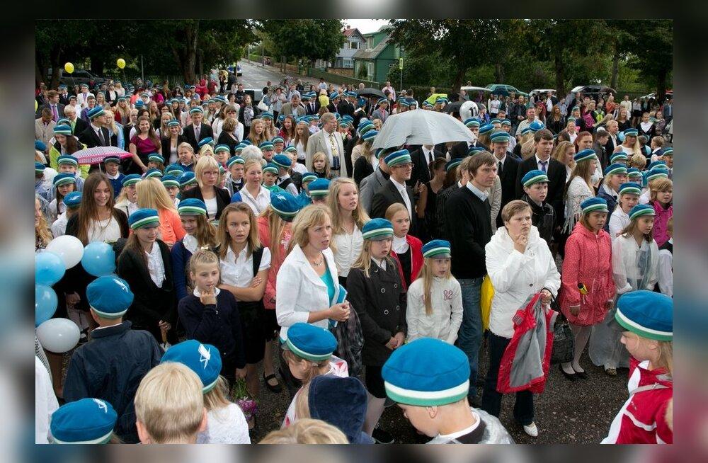 Koolirahu 2013 kuulutati välja Kuressaares