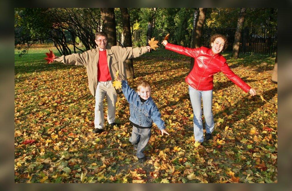 Lapsepõlvefoto ennustab pereõnne