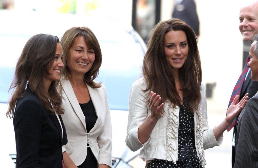 Miks läksid William ja Kate enne kihlumist lahku? Põhjus võib peituda hertsoginna ema endises töökohas