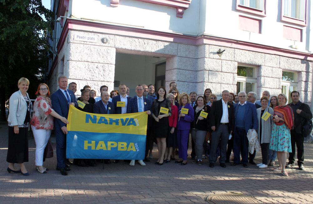 Делегация из Санкт-Петербурга посетила Нарву и намерена внести вклад в программу культурной столицы Европы