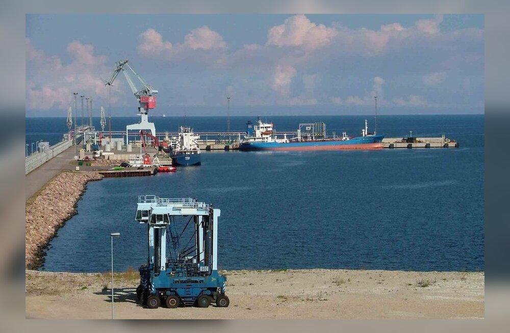 Биров: в перспективе в одной упряжке с Усть-Лугой мы станем крупнейшим портом на Балтике