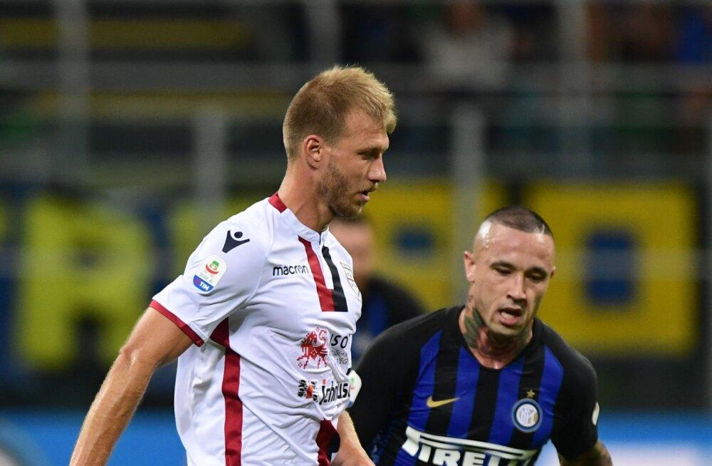 Itaalia meedia: Belgia tähtmängijast võib saada Klavani klubikaaslane