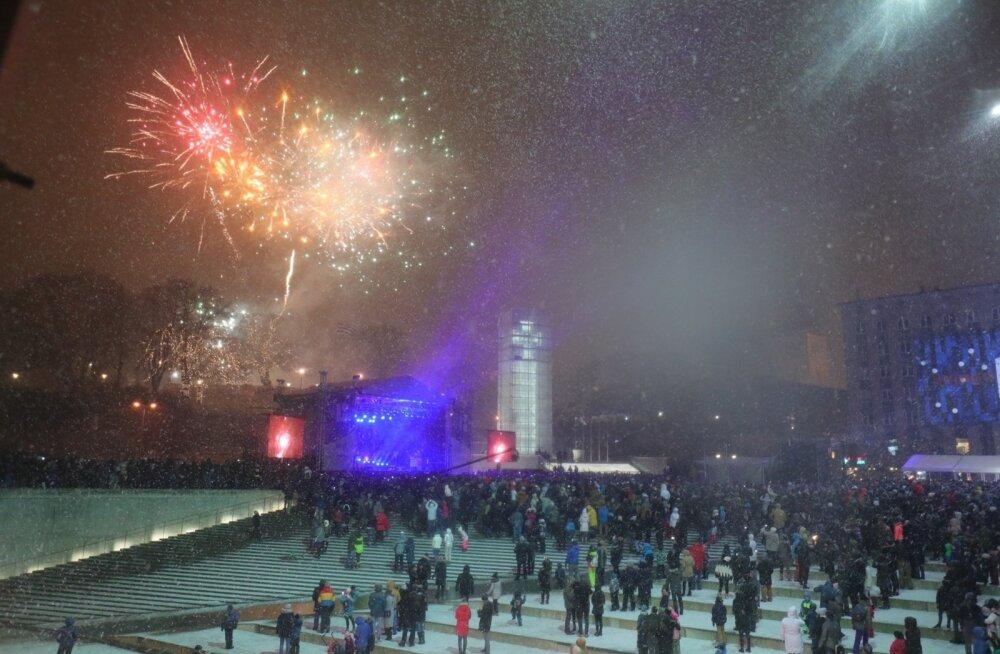 Ну и погода! Синоптики дали прогноз на Новый год (спойлер: возможен снег!)