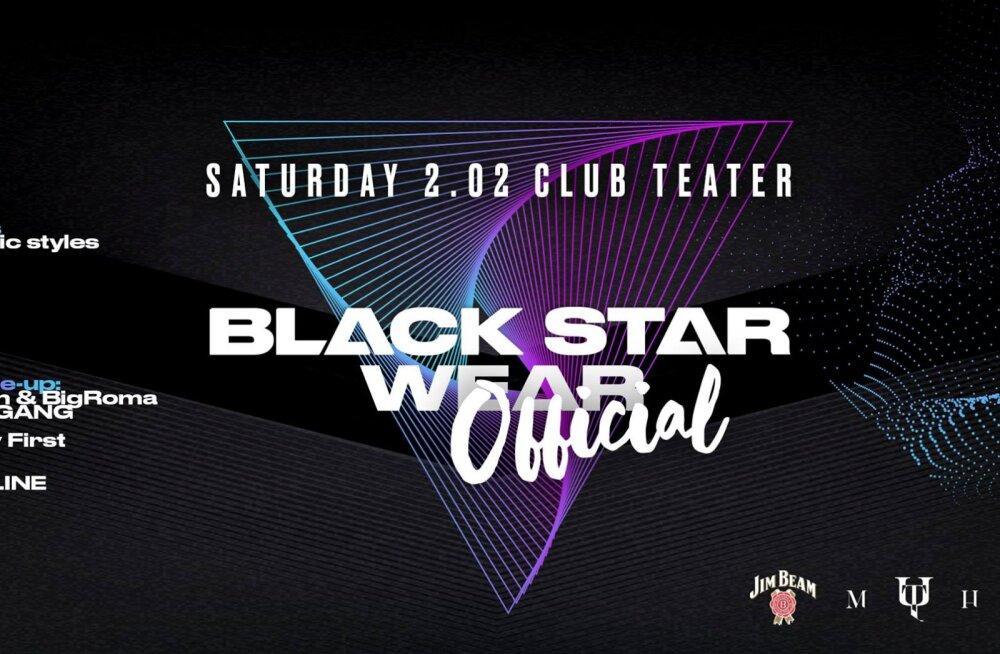 Уже в эту субботу — Black Star Wear Official Vol.2