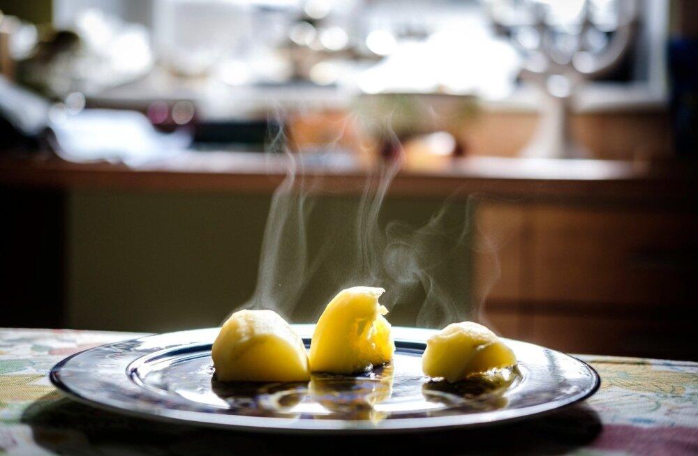"""До """"картофельной республики"""" далеко: жители Эстонии едят слишком мало картошки"""