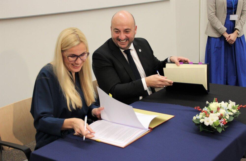 Eesti müüb Luksemburgile 10,5 miljoni euro eest taastuvenergia statistikat