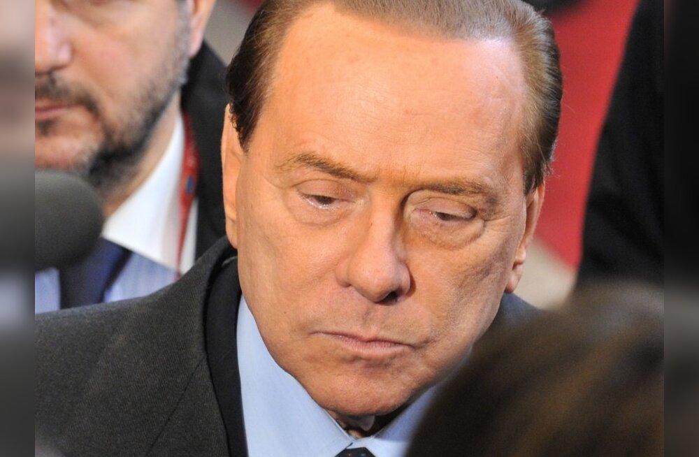 Berlusconi: eelarvekärped on valusad, kuid vältimatud