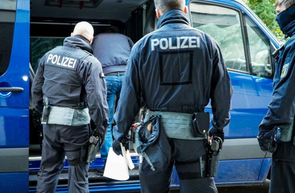 ВИДЕО | В ходе нападения на торговый центр в Берлине пострадали 11 человек