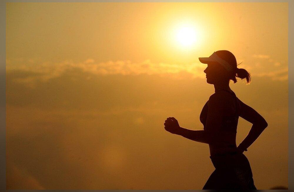 3 Igapäevane liikumisharjumus on toeks immuunsussüsteemi tugevdamisele.