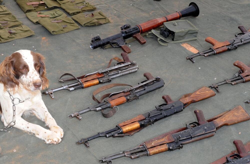Terrorismi rahastamise kahtlused tulevad Eestis omapärasest kohast