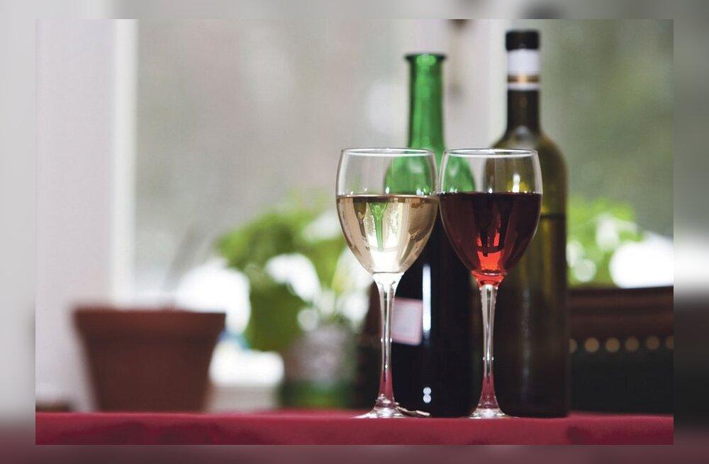 Pereema: Minu igaõhtune kaaslane on pudel veini