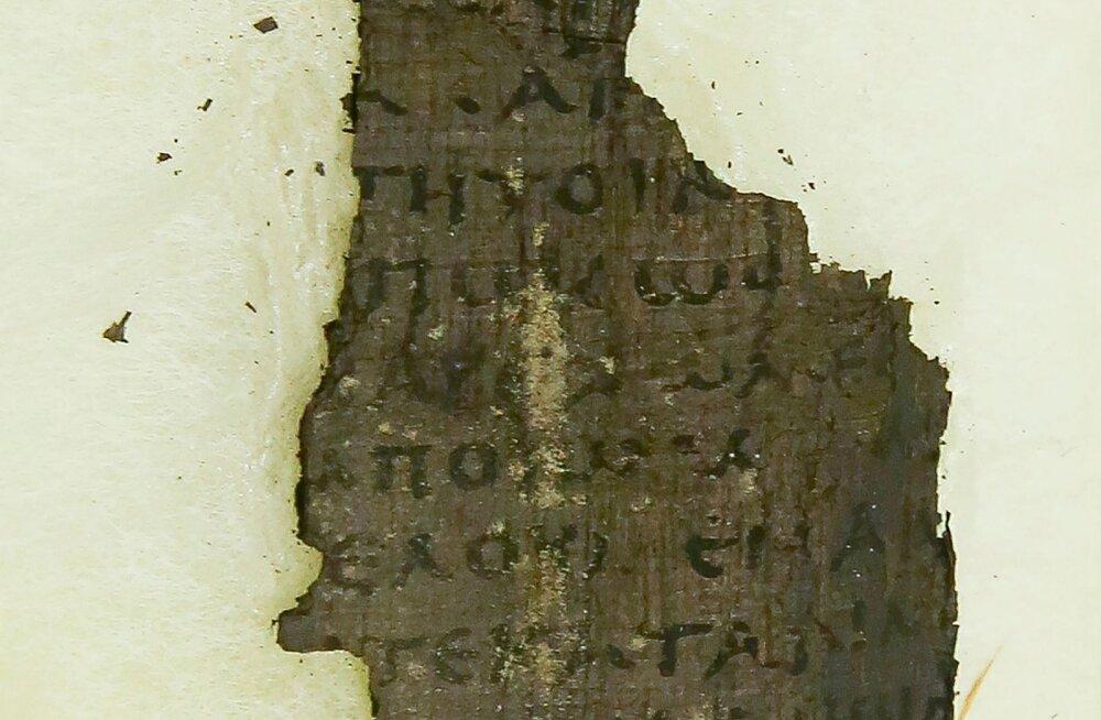 Üliere valgus aitab paljastada muistsete ürikute saladused
