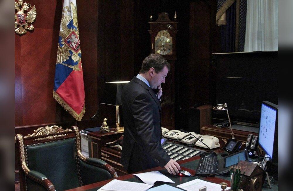 """Медведев начал карать за теракт в """"Домодедово"""""""