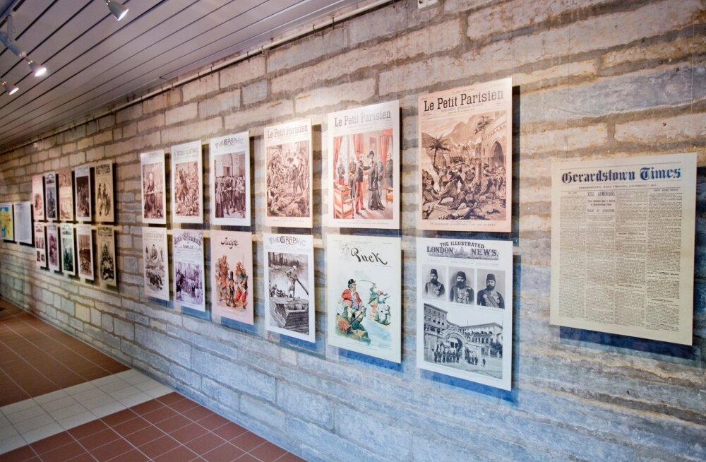 Armeenia-teemalise näituse avamine