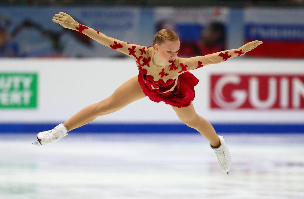 Kiibus üllatas treener Anna Levandit hea vormi säilitamisega: seda juhtub harva!
