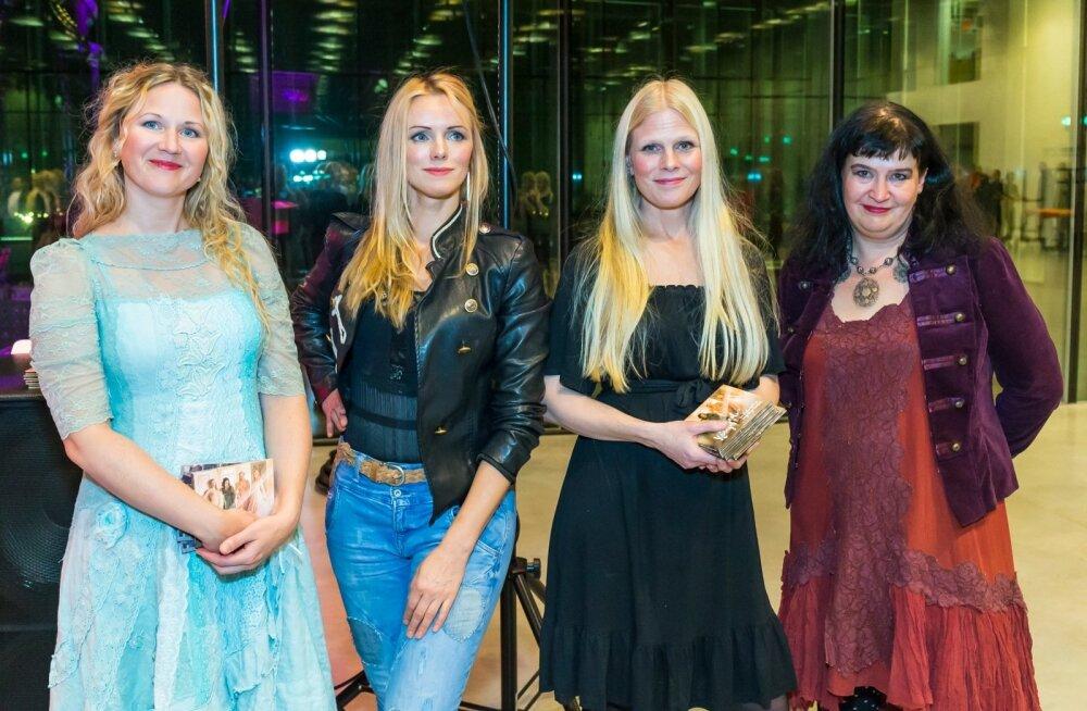 Naised Köögis Eesti Rahva Muuseumis