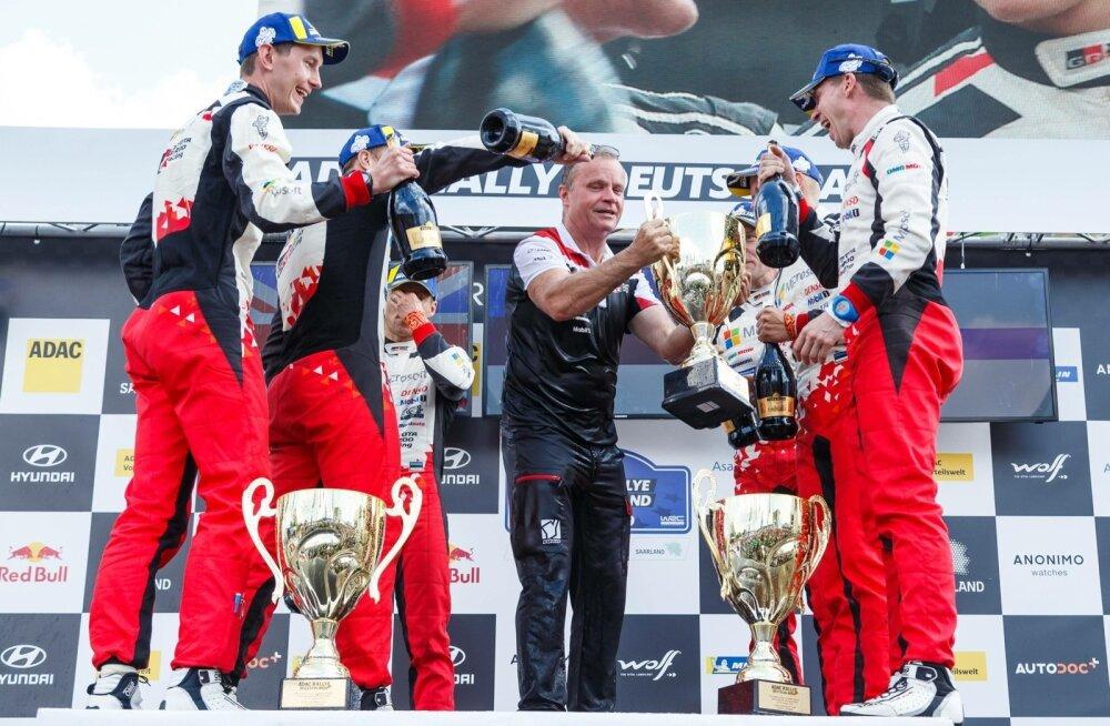 Toyota boss Tommi Mäkinen avaldab sõitjate nimed tõenäoliselt järgmisel nädalal.