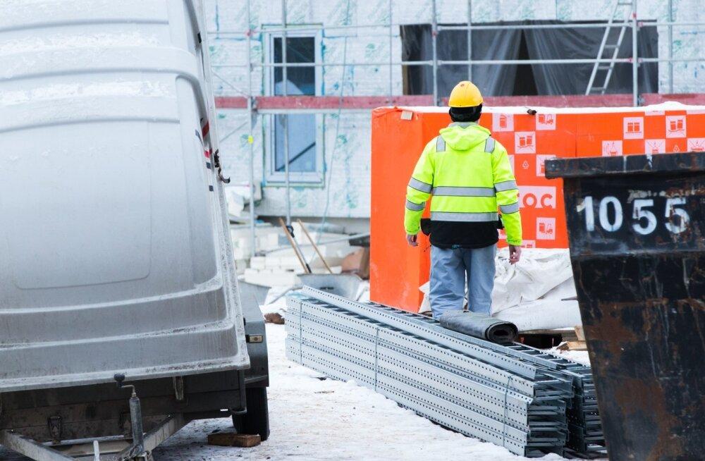 Ehitustööline