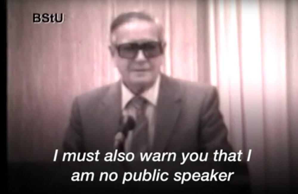 VIDEO: Nõukogude spioon Kim Philby Ida-Saksa luurajatele: meie töö ongi aeg-ajalt käte määrimine