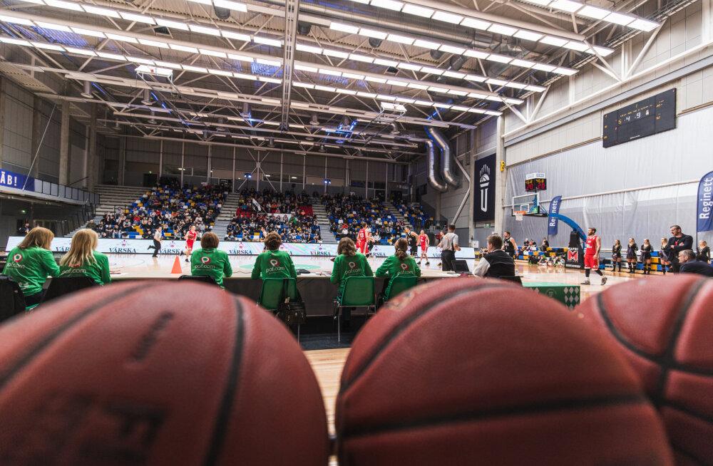 Korvpalli Rahvaliiga laieneb algaval hooajal Lõuna-Eestisse