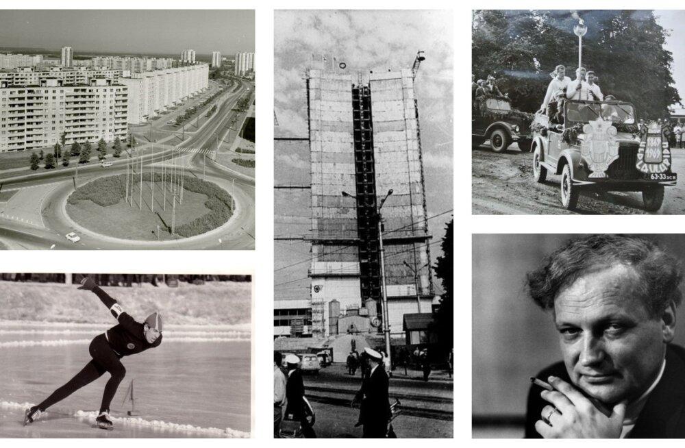 FORTE TEST | EV100, 3. osa: pane end proovile küsimustega Eesti elu kohta aastail 1959-78!