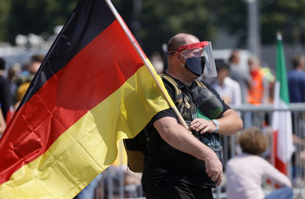 Ifo instituut prognoosib Saksamaale järsku majanduse kukkumist