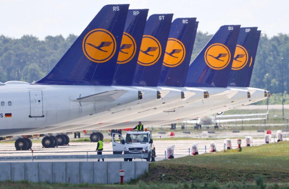 Lufthansa saab lõpuks kergemalt hingata.