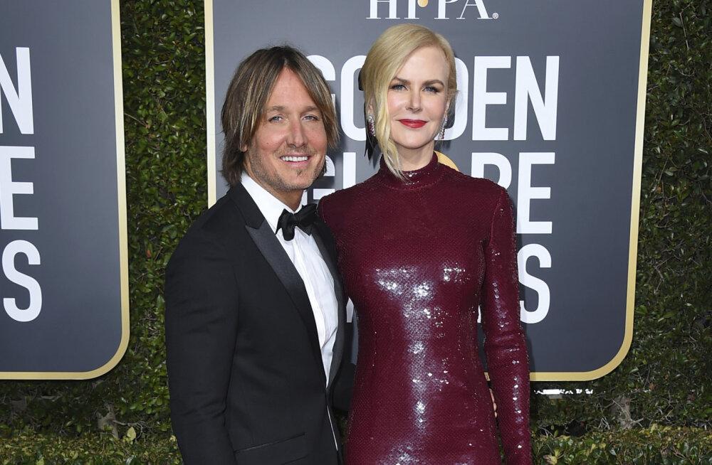 Nicole Kidman avameelses intervjuus: mulle oleks meeldinud saada Keith Urbaniga rohkem lapsi